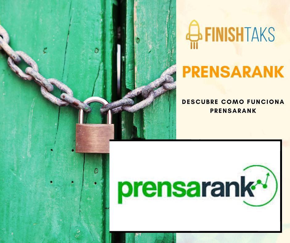 Prensarank: ¿Qué es? y ¿Cómo funciona?