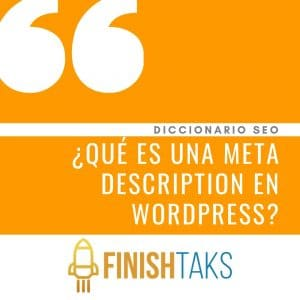 ¿Qué es una Meta Description en WordPress?